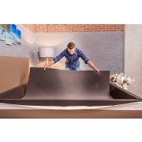 Wasserbett Box Design Split